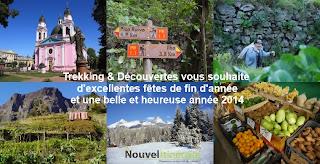 Vœux aux randonneurs, trekkeurs, voyageurs curieux - St Jacques Compostelle