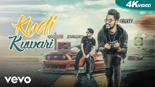 Kudi Kuwari Lyrics - Ruxty, Zefrozzer | New Punjabi Song
