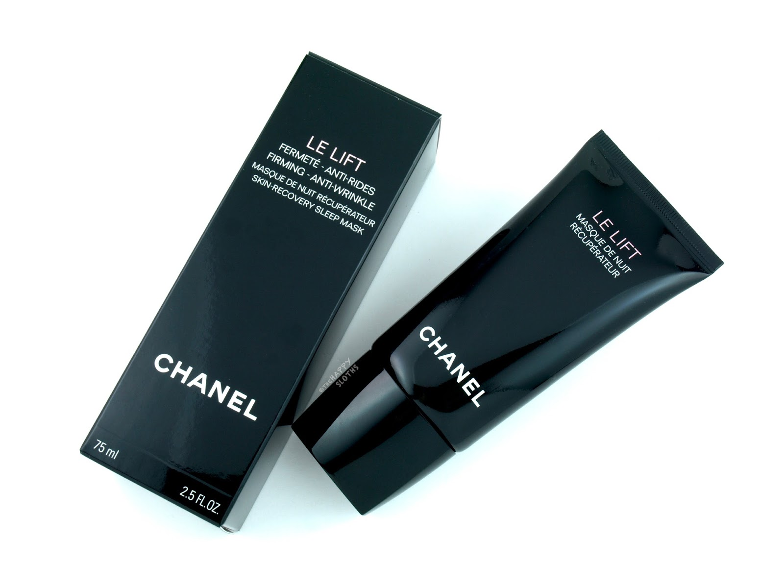 Chanel   Le Lift Skin-Recovery Sleep Mask: Review