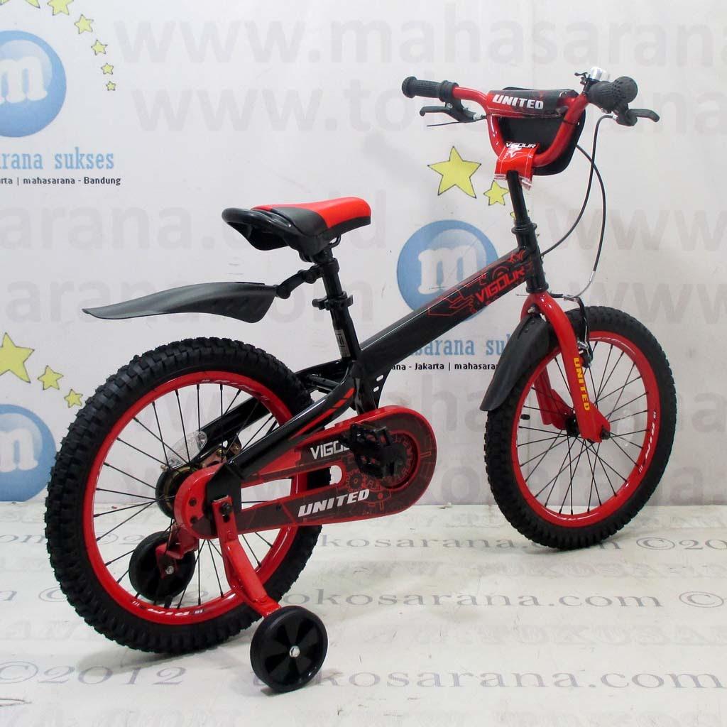tokosarana™ | Mahasarana Sukses™: Sepeda Anak United
