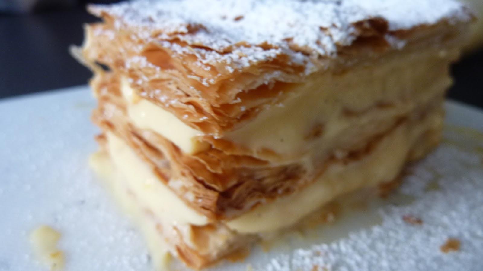 Fransız tatlısı tarifi
