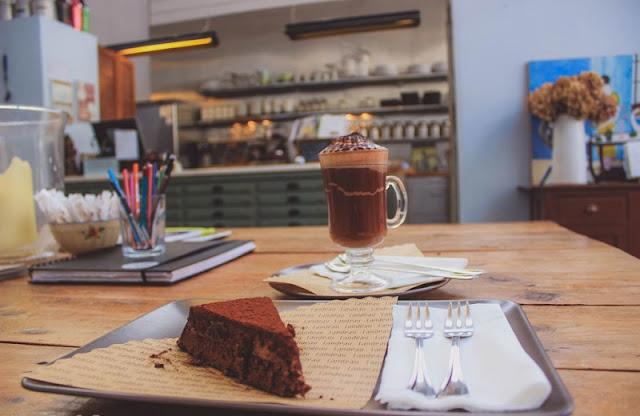Landeau Chocolate em Lisboa