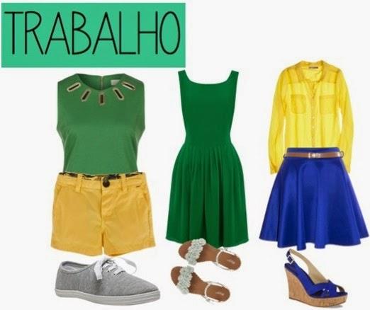 Moda em jogos do Brasil