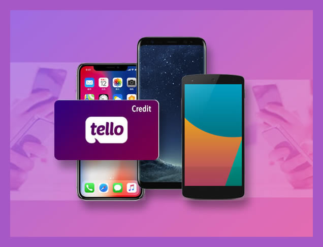 Tello Credits Discount coupon