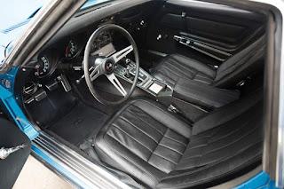 Chevrolet-Corvette-L88-Interior