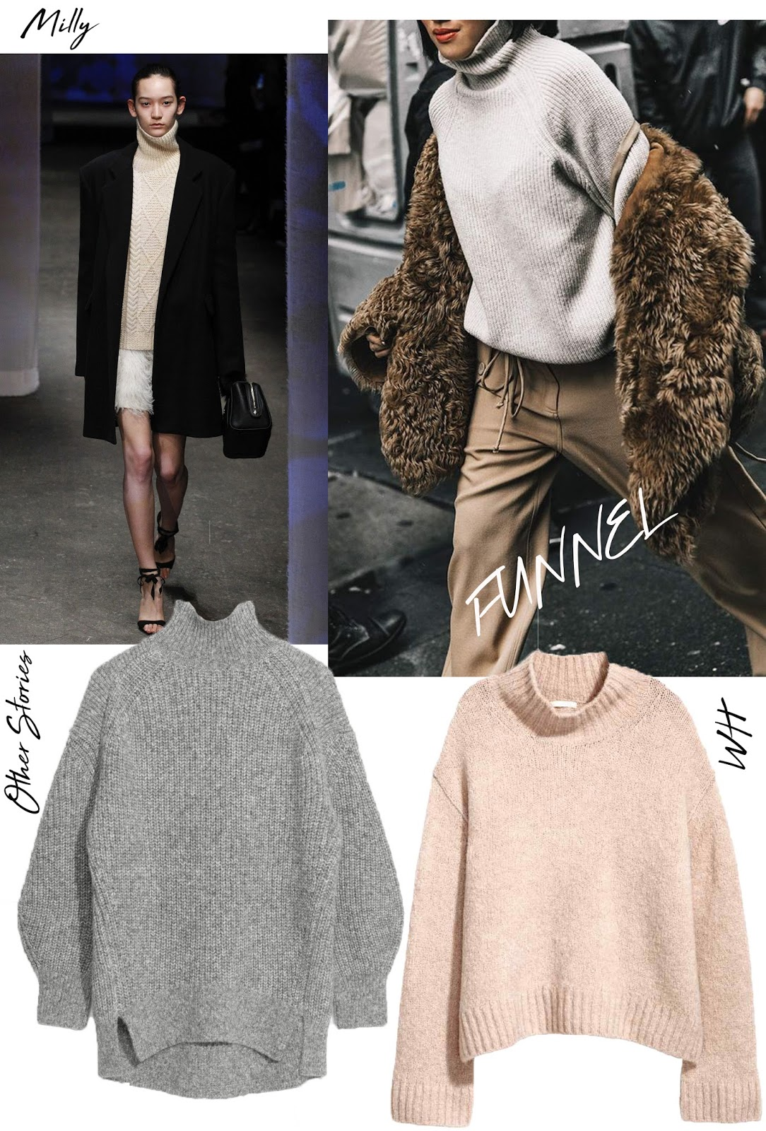 Fashion Week, AW17, Shopping Guide, Knitwear, Trends, Fashion,