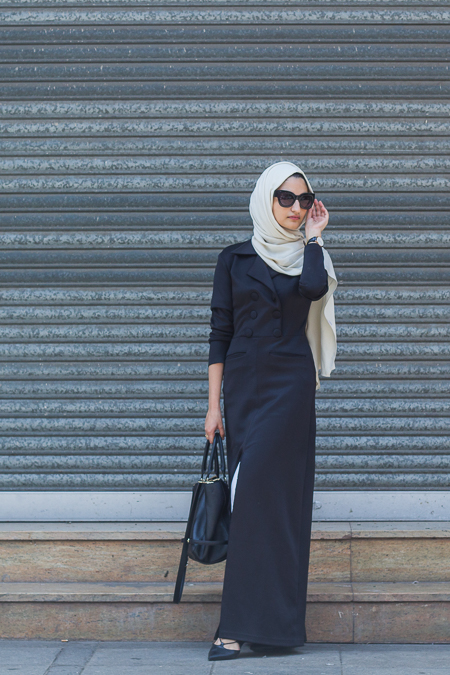 Hijab fashion inspiration muslim 2017 | Muslim fashion ...