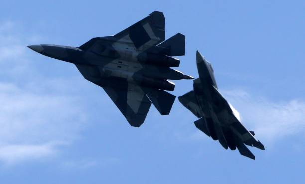 Russia's Stealth Su-57 Fighter Is Ready For War