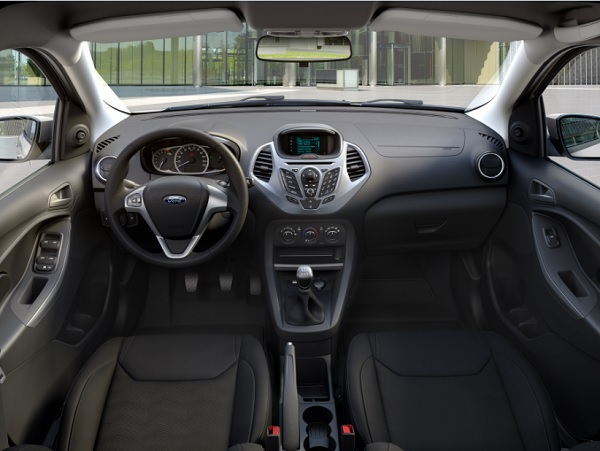 Nuevo Ford Ka 2016