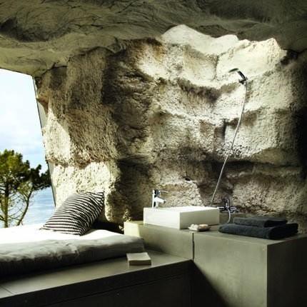 La Trufa: caverna para se viver