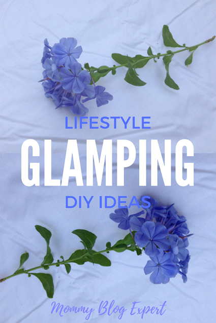 Backyard DIY Glamping Camping Ideas