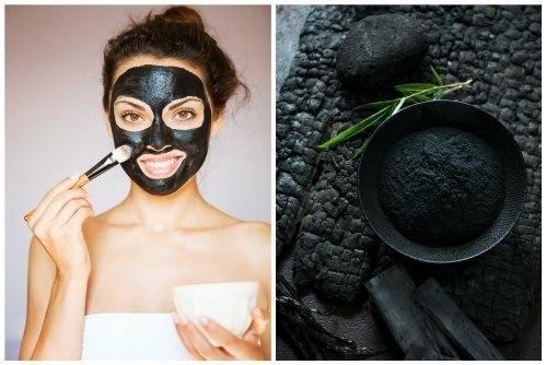 очищение кожи от черных точек содой