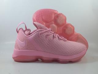Nike LeBron 14 Low - Pink