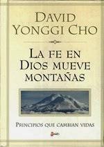 La fe en Dios que mueve montañas