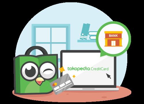 Pembayaran Dengan Credit Card Di Tokopedia