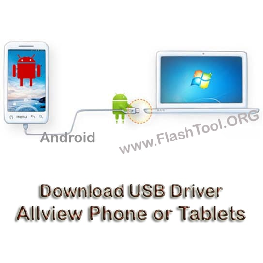 Download Allview USB Driver