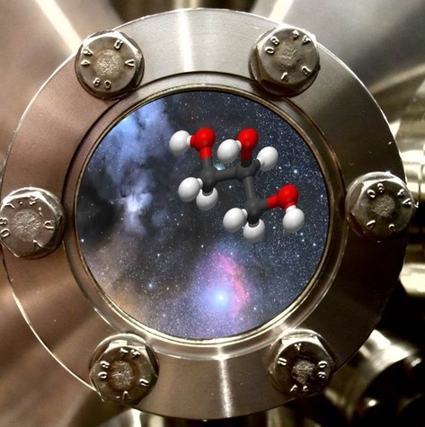 Astronomers discover recipe to make cosmic glycerol