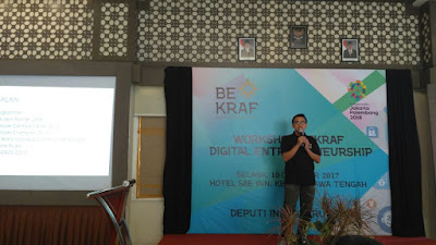 Bekraf Digital Entrepreneurship