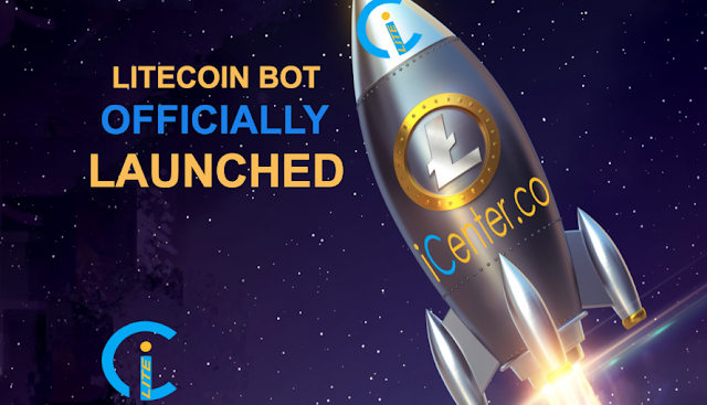 Icenter Litecoin BOT Launched