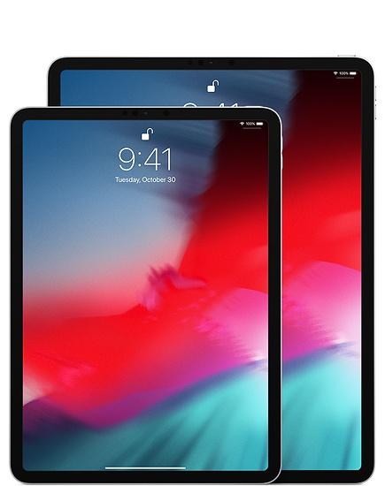 آبل تكشف رسمياً عن جهاز iPad Pro 2018