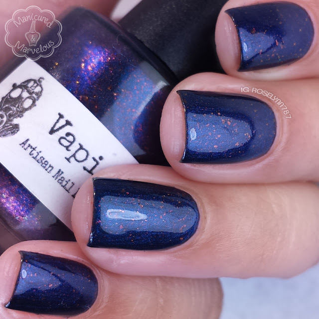 Vapid Lacquer - Headless Horseman
