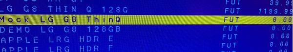 تسريب سعر هاتف LG G8 ThinQ