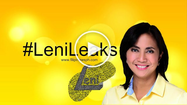 WATCH: Proving the authenticity of #LeniLeaks
