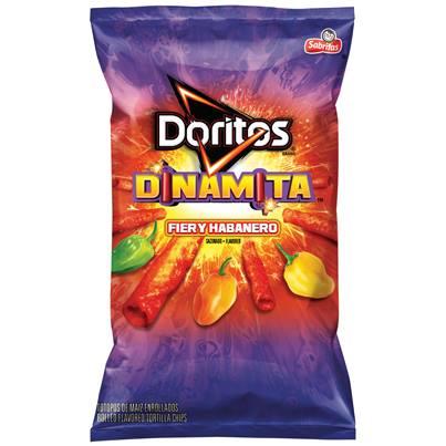 Doritos Dinamita Vs Takis News: Frito-Lay - New ...
