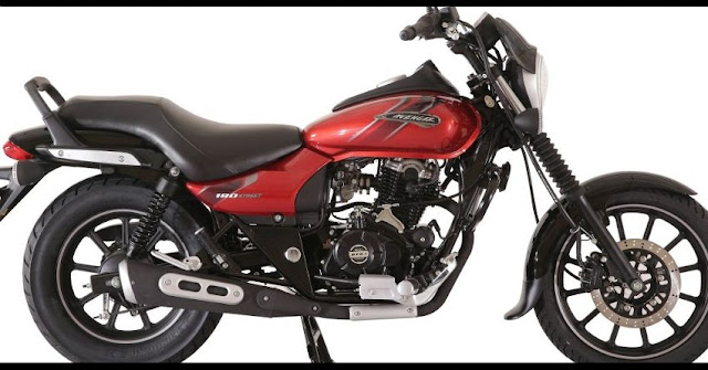 New 2018 Bajaj Avenger Street 180 Cruiser bike