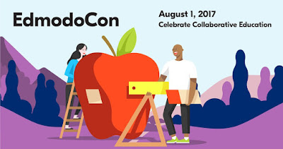 Register for EdmodoCon Aug 1, 2017 - Free Online Conference