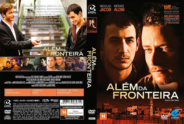 Capa DVD Além da Fronteira