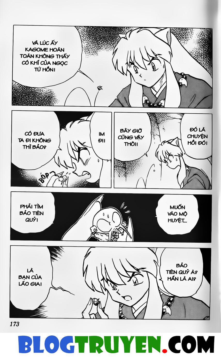 Inuyasha vol 30.10 trang 6