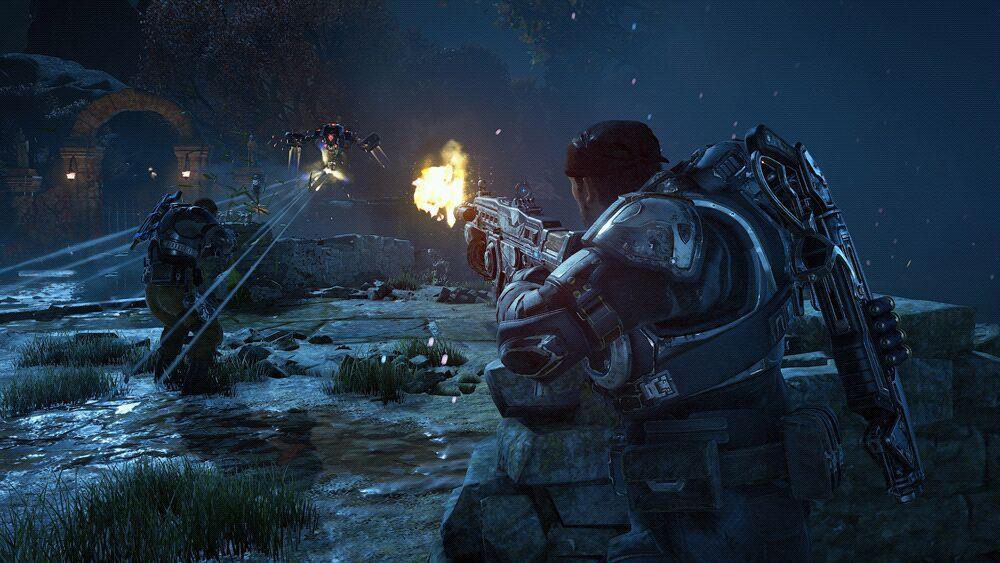 Gears of War 4 - CorePack | FitGirl Repack Direct Download