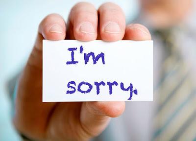 كيف أتعلم ثقافة الاعتذار
