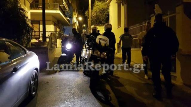 Πολίτες κυνήγησαν τον κλέφτη στο κέντρο της Λαμίας (video)