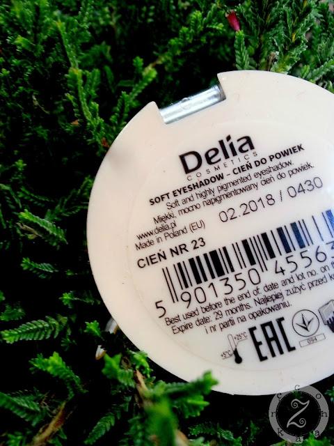 Delia, cień do powiek, nr 23