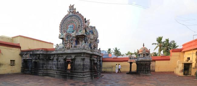 Sri Thillai Kali Temple Prakaram