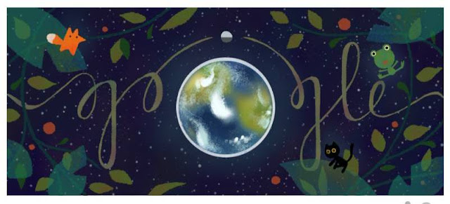 Google Marks Earth Day 2017 With Creative Animated Doodle And Climate Change Tips