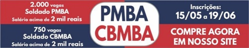 Apostila concurso PM-BA 2017