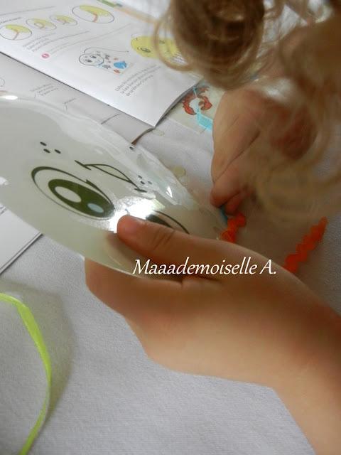 || Kit Créatif Pandacraft : 20 mille volts sous les mers (Présentation & Avis)