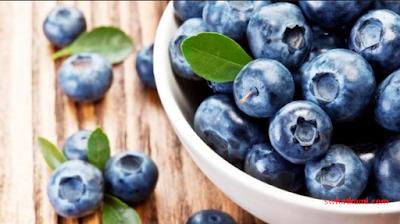 buah untuk menurunkan darah tinggi yaitu bluebery