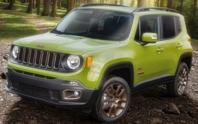 2018 Jeep Renegade Redesign
