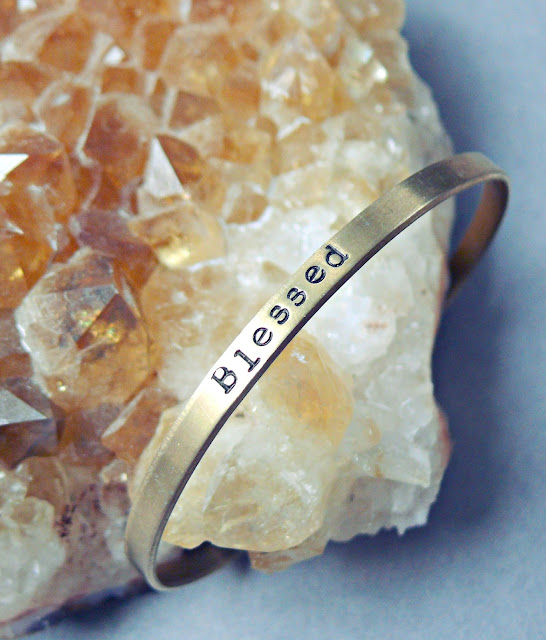 Little Things Every Day: Hand Stamped