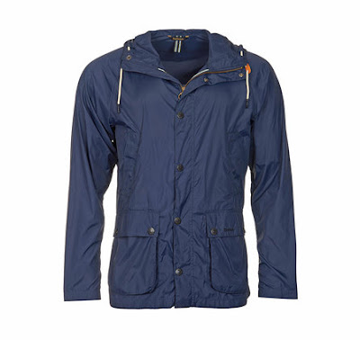 CHUBASQUERO BARBOUR BEDALE
