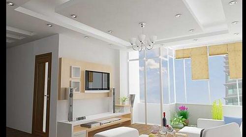 Làm trần thạch cao cho các căn hộ chung cư