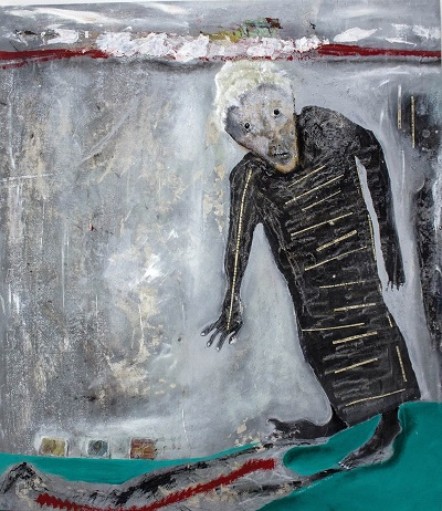 "by Lawrence 'Shabu' Mwangi - ""New Democracy 1"", 2016"