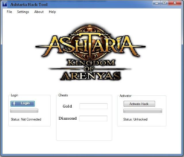 astaria Ashtaria Hack Tool