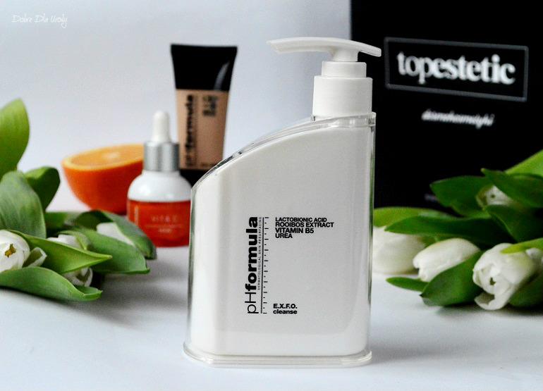 pH Formula EXFO Cleanse Emulsja oczyszczająca recenzja