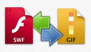 برنامج مجاني يعطيك امكانية تحويل الفلاشات التي من نوع swf الى صور متحركة gif