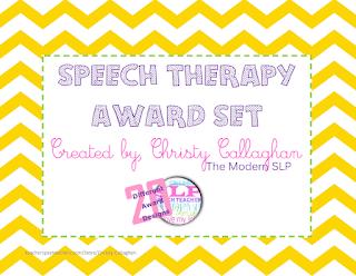 https://www.teacherspayteachers.com/Product/SpeechLanguage-Award-Set-927217